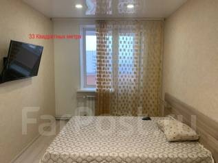 2-комнатная, улица Черняховского 9. 64, 71 микрорайоны, агентство, 59,0кв.м.