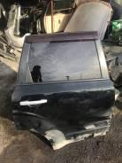 Дверь задняя правая Subaru Forester 2008г дефекты