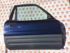 Дверь правая Toyota Rav4 SXA10 SXA15 1994 гв цвет: 8К5