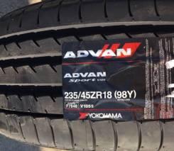 Yokohama Advan Sport V105S, 235/45 R18 98Y