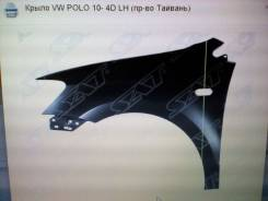 Крыло поло седан левое 6RU821105B