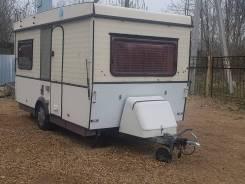 Dacia. Раскладной дом на колесах Esterel390, без пробега по РФ, с отоплением.