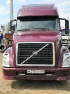Volvo VNL 670. Продам сцепку седельный тягач вольво VNL и полуприцеп-реф, 12 000куб. см., 20 000кг., 4x4