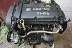 Двигатель Opel Astra 1.6 z16xer
