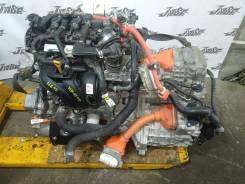 Двс Nissan Note Hybrid HE12 HR12 с распила. пробег 8000км!