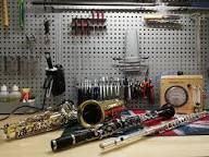 Ремонт музыкальных инструментов.