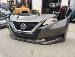 Бампер передний Nissan Leaf 2019 год
