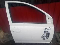 Дверь передняя правая toyota vitz cp10