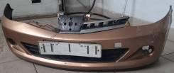 Бампер передний Nissan Tiida рестайл 2008-2014