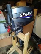 Sea-Pro. 9,80л.с., 2-тактный, бензиновый, нога S (381 мм), 2017 год