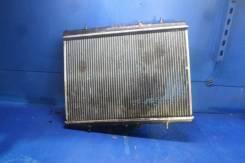 Радиатор охлаждения Citroen C4