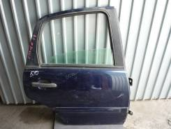 Дверь задняя правая Citroen C3 2002 г