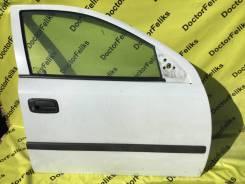 Дверь передняя правая Opel Astra G 1998-2004