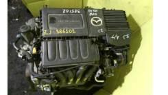 ZJ двигатель Мазда Демио в разбор