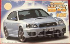 Сборная модель Subaru Legacy B4 RSK/ RS30. +Подарок!. Subaru Legacy B4. Под заказ