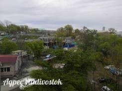 1-комнатная, улица Надибаидзе 34. Чуркин, проверенное агентство, 33,1кв.м. Вид из окна днём