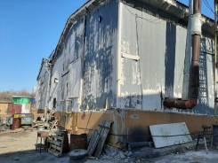 Производственное помещение, 2050.9 кв. м. Хабаровск. Улица Строительная 27, р-н Индустриальный, 2 050,9кв.м.