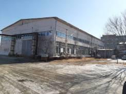 Производственное помещение, 2853.5 м? Хабаровск. Улица Строительная 27, р-н Индустриальный, 2 849,0кв.м.