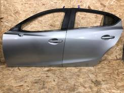 Двери левые Mazda 3 BM(BN) 2013-2019