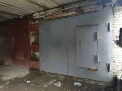 Гаражи капитальные. переулок Днепровский 2, р-н Столетие, 33,6кв.м., электричество, подвал. Вид снаружи