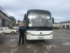 Yutong ZK6121HQ. Продам автобус Ютонг 6121, 54 места