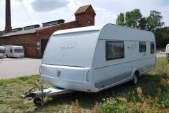 Tabbert. Дом на колесах Vivaldi, 2010 г. в, Германия, палатка в комплекте