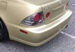 Оригинальный задний бампер Lexus IS300 USA (Altezza - Lexus IS200)