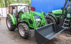 Deutz-Fahr. Немецкий Трактор Deutz Fahr A 4.80 по цене МТЗ 82.1, 81,00л.с., В рассрочку