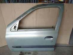 Дверь передняя левая Renault Clio II/Symbol 1998-2008