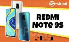 Xiaomi Redmi Note 9S. Новый, 128 Гб, 3G, 4G LTE, Dual-SIM
