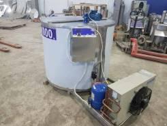 Охладитель молока 1000л. «УОМ» (Шайба). Под заказ