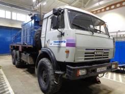Продаётся насосный агрегат ПНУ-2 на базе Камаз-43118. 10 850куб. см.