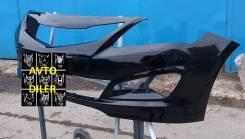 Бампер передний Hyundai Solaris 2014 865114L500 рестайлинг MZH