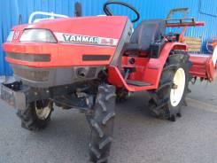 Yanmar. Мини-трактор Ke-3 +фреза 1,2м., 14 л.с.