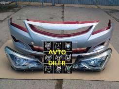 Бампер передний Hyundai Solaris 865114L500 2014 рестайлинг RHM