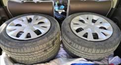 Продам 4ре колеса с дисками