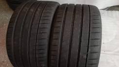 Michelin Pilot Sport. летние, 2019 год, б/у, износ 5%