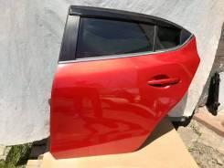 Дверь левая задняя Mazda Axela 2016