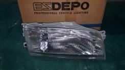 Фара правая Toyota Corolla AE92 Depo 212-1140R