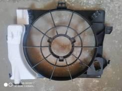 Диффузор радиатора Kia Rio 10-17 г. в