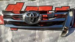 Рештека переднего бампера Toyota Fortuner 2016