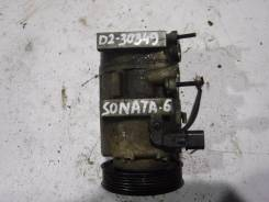 Компрессор системы кондиционирования для Hyundai Sonata VI (YF) 2010-2013