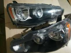 Фара Mitsubishi lancer 10