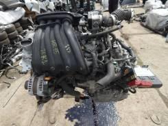 Двигатель NIssan Tiida HR15 C11 конт1
