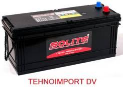 Solite. 120А.ч., производство Корея