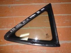 Стекло кузова правое Kia Ceed ED 2007-2012