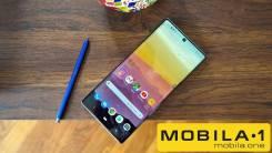 Samsung Galaxy Note 10 Lite. Новый, 128 Гб, 3G, 4G LTE, Dual-SIM, NFC
