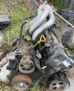 Двигатель Тойота Терцел б/у на запчасти
