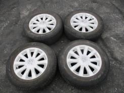 Комплект летних колес на литье. Без пр. по РФ 205/65/16 A21-1