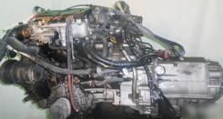 Двигатель в сборе с КПП, Honda G25A AT MPWA FF Разбираются автомобили